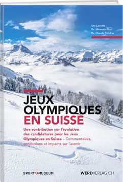 Jeux Olympiques en Suisse