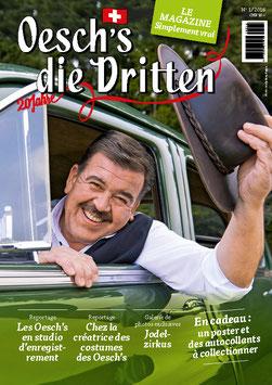 OESCH'S DIE DRITTEN – LE MAGAZINE (NO 1, 2016)