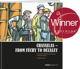 CHASSELAS – FROM FÉCHY TO DÉZALEY