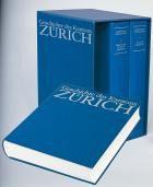Geschichte des Kantons Zürich in 3 Bänden