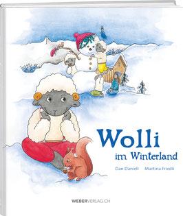 Wolli im Winterland