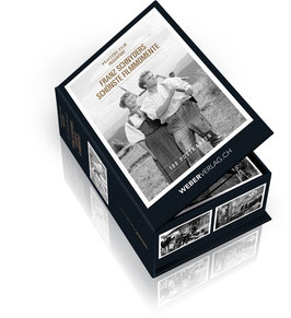 Postkartenbox Franz Schnyders schönste Filmmomente