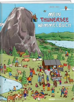 Celine Geser: MEIN THUNERSEE WIMMELBUCH
