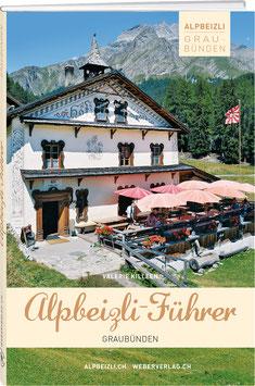 Alpbeizli-Führer Graubünden