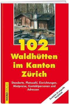 102 Waldhütten im Kanton Zürich
