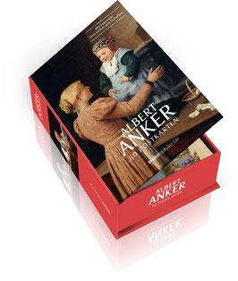 Postkartenbox Albert Anker