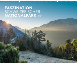 Faszination Schweizer Nationalpark Kalender
