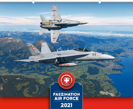 FASZINATION AIR FORCE – KALENDER 2021