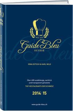 Guide Bleu 2015