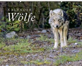 Wolfskalender 2021