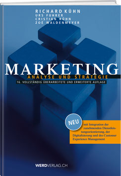 Marketing – Analyse und Strategie