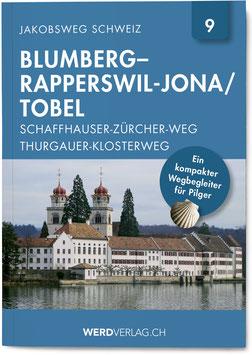 Nr. 9: Jakobsweg Schweiz Blumberg–Rapperswil-Jona/Tobel