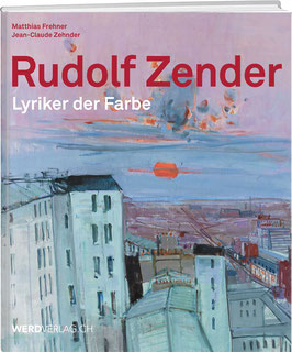 RUDOLF ZENDER — LYRIKER DER FARBE