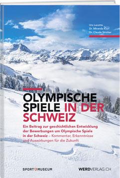 Urs Lacotte, Miranda Kiuri, Claude Stricker: Olympische Spiele in der Schweiz