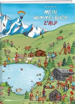 Mein Wimmelbuch z`Alp