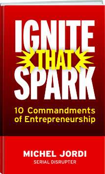 JORDI MICHEL – IGNITE THAT SPARK