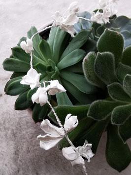 Haarband Blumen