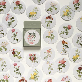 """Stickers """"Les roses de mon jardin"""""""