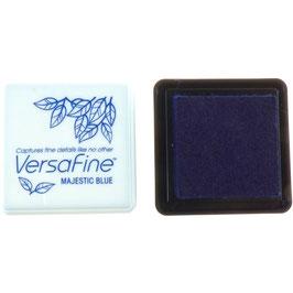 "Encre VersaFine bleue ""Majestic Blue"""