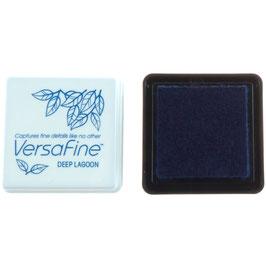 "Encre VersaFine bleue ""Deep Lagoon"""