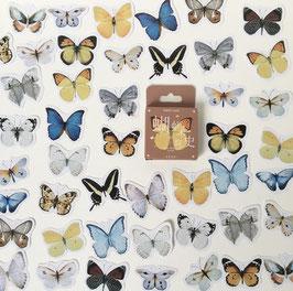 "Stickers ""Jolis papillons"""