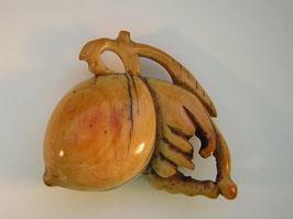 2064 China Elfenbeinschnitzerei Toggle Frucht  China Elfenbeinschnitzerei