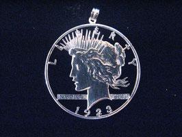 オールドシルバー・カットコイン2