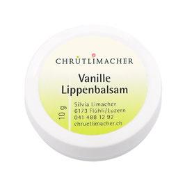 Vanille Lippenbalsam, 10 g