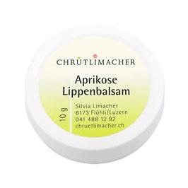 Aprikose Lippenbalsam, 10 g