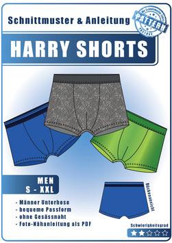 HARRY Herren Unterhose
