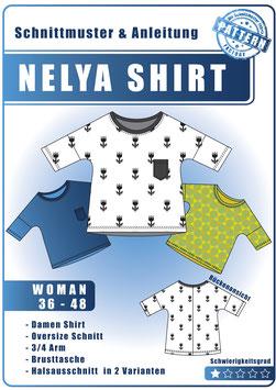 NELYA Damen Shirt
