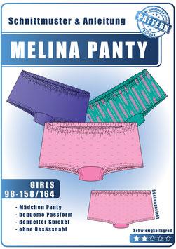 MELINA Mädchen Panty