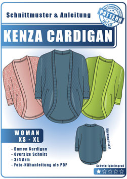 KENZA Cardigan
