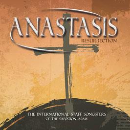 ANASTASIS, CD