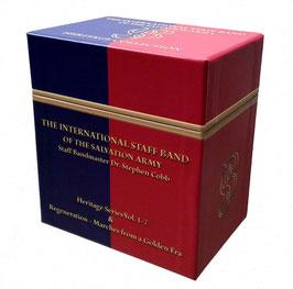 Heritage Series Box-Set, Vol. 1-7 (2015)