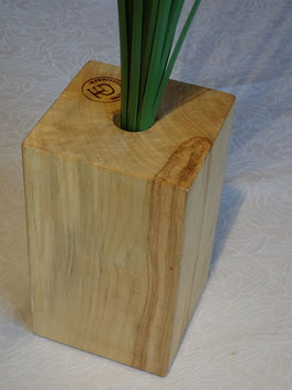 Hainbuche - Kombination aus Teelicht und Vase