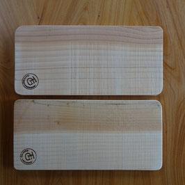 Räucherbrett für den Grill aus Zedernholz