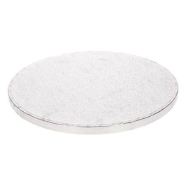 Tortenplatte Silber 27,5 FunCakes