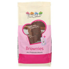 Brownies Backmischung funcakes
