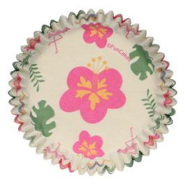 Cupcake Förmchen Tropical
