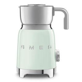 Smeg Milchaufschäumer 50´Style Pastellgrün MFF01PGEU
