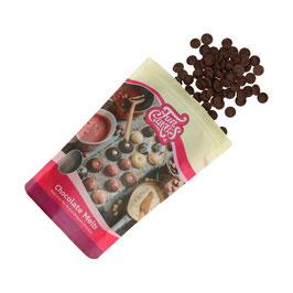 Chocolate Melts Zartbitter
