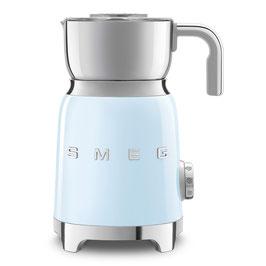 Smeg Milchaufschäumer 50´Style Pastellblau MFF01PBEU