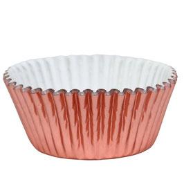 Roségold Cupcake PME