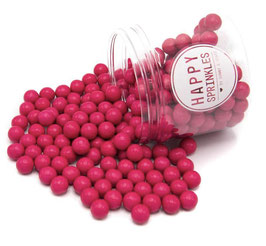 Choco Crunch Hot pink M - Happy Sprinkles