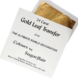 24 Karat Goldblatt Sugatflair