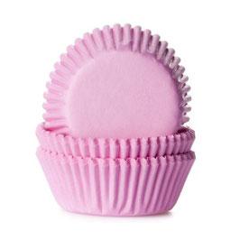 Cupcake Muffin Förmchen Mini rosa