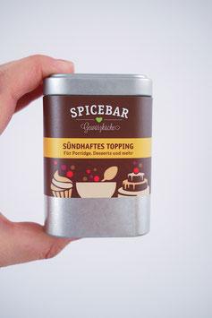 Sündhaftes Topping Pauli Kocht Spicebar