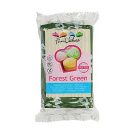 Fondant forest Green FunCakes