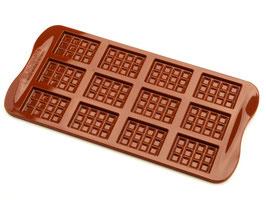 Mini Schokoladentafel Mould Silikomart